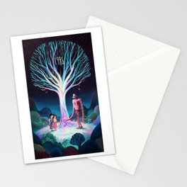 Castle in the Sky Stationery Cards