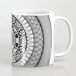 future mandala Coffee Mug