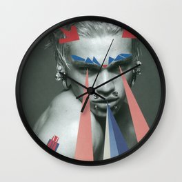 Mephisto Wall Clock