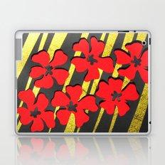 Gold Benihana Laptop & iPad Skin