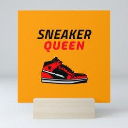 Sneaker Queen Mini Art Print