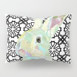 Bunny Bliss Pillow Sham