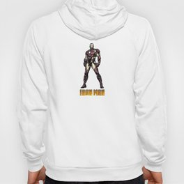 Iron Man - Colored Sketch Hoody