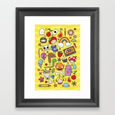 Everything is going to be OK #1 Framed Art Print