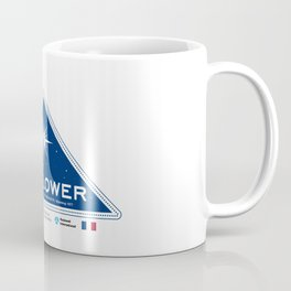 CLOSE ENCOUNTERS OF THE THIRD KIND - Mayflower Project Coffee Mug
