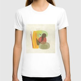 Woman on Couch T-shirt