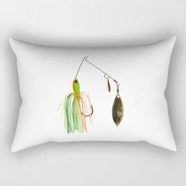 Fishing Tackle 46 Rectangular Pillow