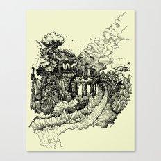 Landscape 05 Canvas Print