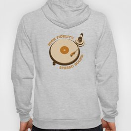 High Fidelity - Stereo Sound Hoody