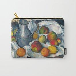 Paul Cézanne - Kettle and Fruits - Bouilloire et Fruits Carry-All Pouch
