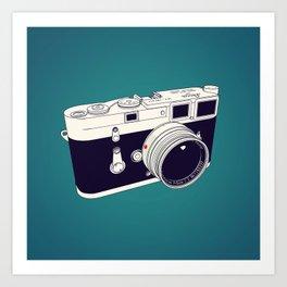 Leica Camera Art Print