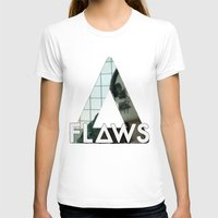 bastille T-shirts featuring Bastille - Flaws by Thafrayer