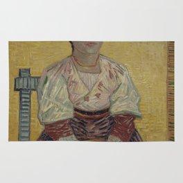 The Italian Woman Rug