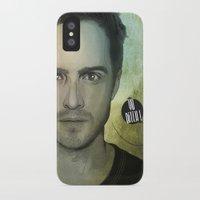 jesse pinkman iPhone & iPod Cases featuring Jesse Pinkman, Yo bitch! by Duke.Doks