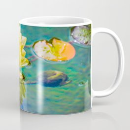 Water lily Coffee Mug