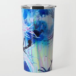 Heavenly Views (Falling Towards The Sky) Travel Mug