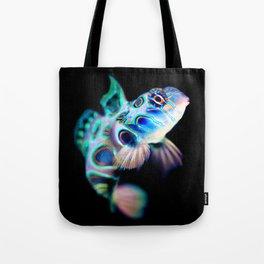 Mandarin Goby (Psychedelic Mandarinfish) Tote Bag
