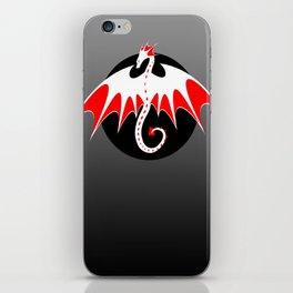 Dragon Logo 1 iPhone Skin