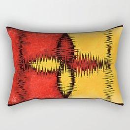 Bang! Rectangular Pillow