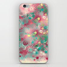 flower joy iPhone & iPod Skin