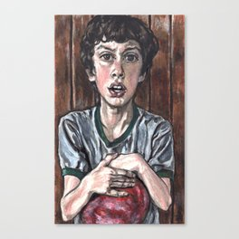 Sam Weir Freaks and Geeks Canvas Print