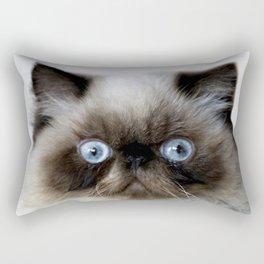 Funny Cat Rectangular Pillow
