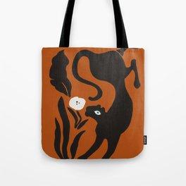 Panther Diem Tote Bag