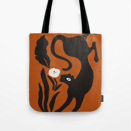 Panther Diem Tote Bag