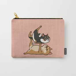 Acroyoga Shiba Inu Carry-All Pouch