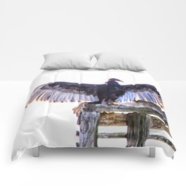 Turkey Buzzard Comforters