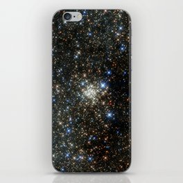 Hubble Peers into the Most Crowded Place in the Milky Way iPhone Skin