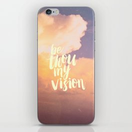 MY VISION iPhone Skin