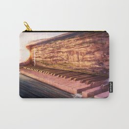 Piano Accord in Sea minor Carry-All Pouch
