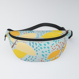 Yellow Movement Fanny Pack
