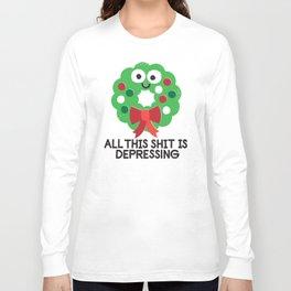 Ho Ho Hopeless Long Sleeve T-shirt