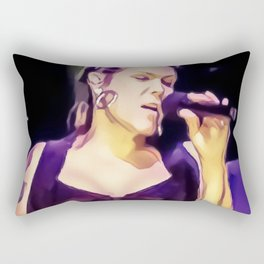 Beth Hart Rectangular Pillow