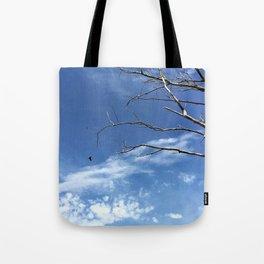 Bird as Prophet Tote Bag