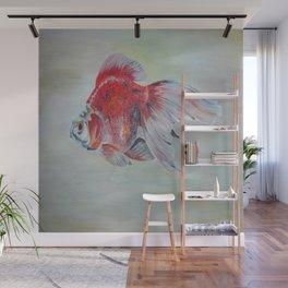 Ryukin Goldfish Wall Mural