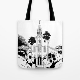 Nagasaki - Oura Church Tote Bag