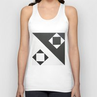 ying yang Tank Tops featuring Ying & Yang by Guilherme Poletti