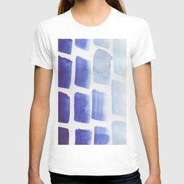 3  |190326 Watercolor Brush Strokes T-shirt
