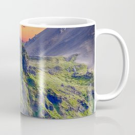 Downward Flow Coffee Mug