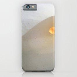 Sunshine on Calla Lily iPhone Case