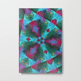 abstract 6 Metal Print