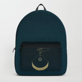 The Magic Of The Moon  Backpack