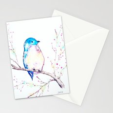 Little Bluebird Stationery Cards