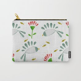 Tropical New Zealand Carry-All Pouch