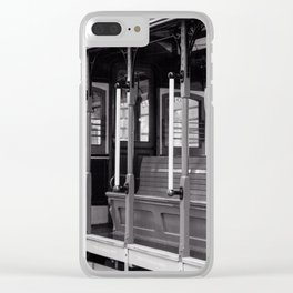 Powell & Market Clear iPhone Case