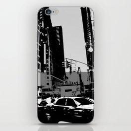 New York Street iPhone Skin