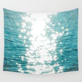 Sun glitter Wall Tapestry